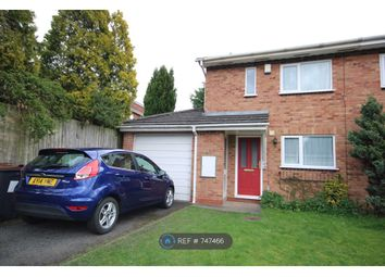 2 bed semi-detached house to rent in Humphrey Middlemore Drive, Birmingham B17