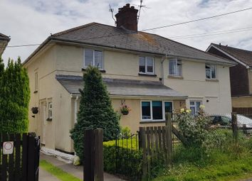 Thumbnail 3 bed semi-detached house for sale in Church Street, Merriott