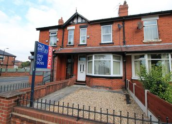 Thumbnail 3 bed terraced house for sale in Stretford Road, Urmston