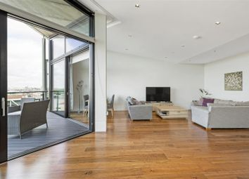 Thumbnail 3 bedroom flat for sale in 4 Riverlight Quay, Nine Elms, London