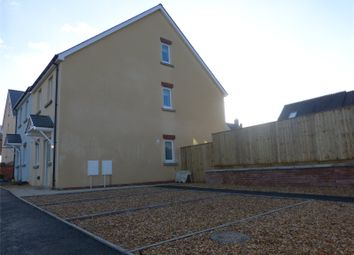Thumbnail 4 bed end terrace house for sale in 1 Maes Yr Orsaf (The Wiston), Plot 1, Station Road, Narberth