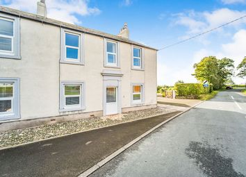 Thumbnail 4 bed semi-detached house for sale in Causeway Head, Silloth, Wigton, Cumbria