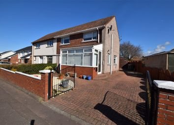 Thumbnail 3 bed semi-detached house for sale in Sloan Street, Ayr