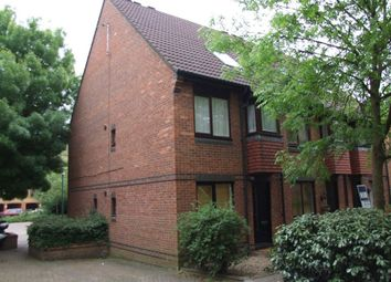 Thumbnail 1 bedroom maisonette to rent in Marlins Close, Sutton, Surrey