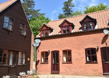Thumbnail 2 bed end terrace house for sale in Clement Scott Mews, Cromer
