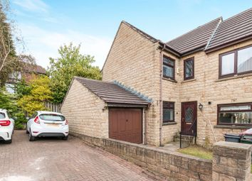 Thumbnail 3 bed semi-detached house for sale in Fieldhurst Court, Bierley, Bradford