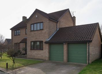 Thumbnail 4 bed detached house for sale in Meadway, Cringleford, Norwich