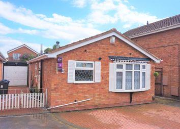 Thumbnail 2 bed detached bungalow for sale in Brookside Close, New Oscott, Erdington, Birmingham