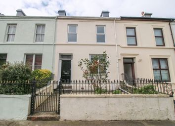 Thumbnail 4 bed terraced house for sale in Brisbane Street, Douglas, Isle Of Man