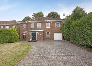 Thumbnail 4 bed detached house to rent in Harrington Close, Windsor, Berkshire