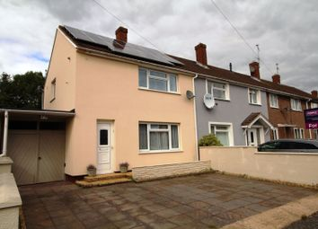 Thumbnail 2 bed end terrace house for sale in Broom Crescent, Kidderminster