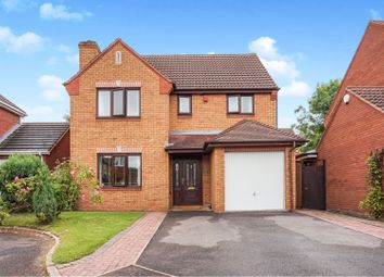 4 bed detached house for sale in Exbury Way, Nuneaton CV11