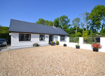 Thumbnail 3 bedroom detached bungalow for sale in The Crescent, Johnston, Haverfordwest