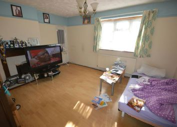 Thumbnail 3 bed flat for sale in Mountfield Road, East Ham, London