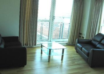 Thumbnail 2 bed flat to rent in Jet Centro, 79 St Marys Road