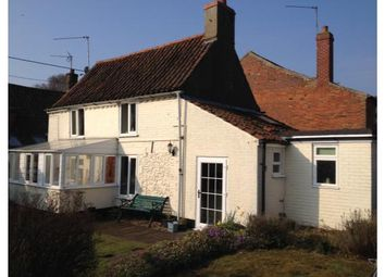 Thumbnail 2 bedroom detached house to rent in Lynn Road, West Rudham, King's Lynn