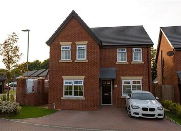 Thumbnail 4 bed detached house for sale in St. Edwards Chase, Fulwood, Preston