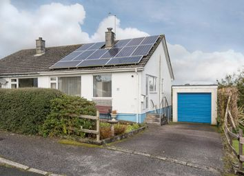 Thumbnail 2 bed semi-detached bungalow for sale in Bodinar Road, Penryn