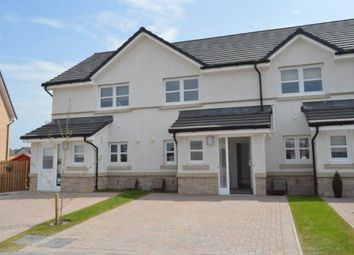 Thumbnail 2 bedroom terraced house for sale in The Tomatin, Cherry Hill, Margaretvale Drive, Larkhall, South Lanarkshire