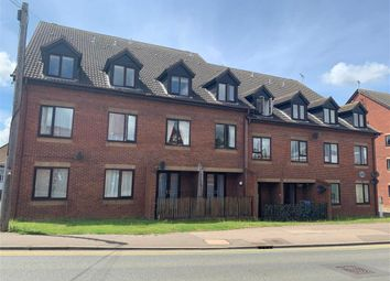 Thumbnail 1 bed flat for sale in Rectory Road, Rushden