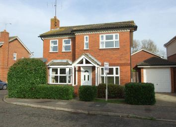 Thumbnail 4 bedroom detached house to rent in Daly Way, Aylesbury
