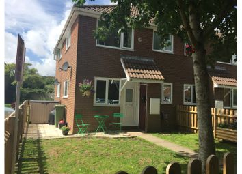 Thumbnail 1 bedroom semi-detached house for sale in Tickner Close, Botley