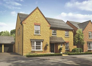 "Thumbnail 5 bedroom detached house for sale in ""Manning"" at Snowley Park, Whittlesey, Peterborough"