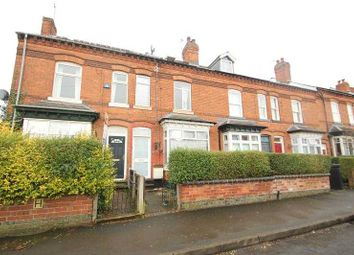 Thumbnail 1 bed terraced house to rent in Emerson Road, Harborne