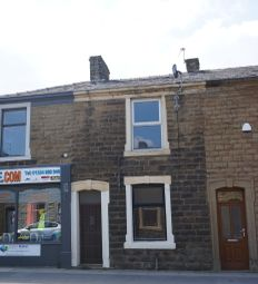 Thumbnail 2 bed terraced house to rent in Whalley Road, Clayton Le Moors, Accrington