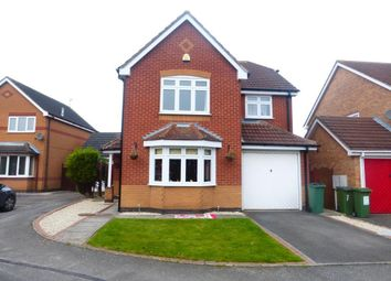 Thumbnail 4 bed property to rent in Humes Close, Whetstone, Leicester