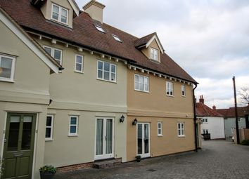 Thumbnail 2 bed flat to rent in Harmans Yard, New Street, Dunmow