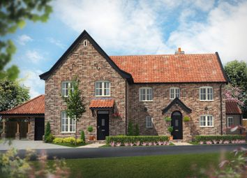 Thumbnail 3 bedroom semi-detached house for sale in Cley Lane, Saham Toney, Thetford