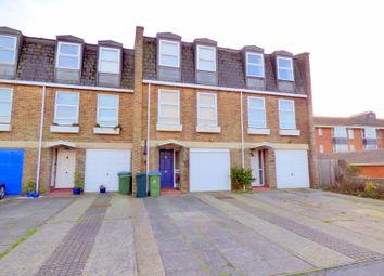 Thumbnail 4 bed terraced house to rent in Mallon Dene, Rustington, Littlehampton