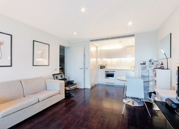 Thumbnail 1 bed flat to rent in West Tower, Pan Peninsula Square, London