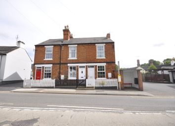 Thumbnail 2 bed terraced house to rent in Canal Bridge, Willington, Derby