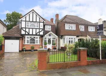 Thumbnail 4 bed detached house for sale in Bury Avenue, Ruislip