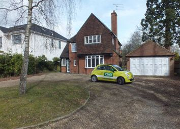 Thumbnail 4 bed property to rent in Silver Birches, St Leonards Hill, Windsor, Berkshire