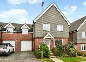 Thumbnail 4 bed link-detached house for sale in Lowton Gardens, Clanfield, Waterlooville, Hampshire