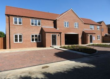 Thumbnail 2 bed flat to rent in Houghton Court, Billingborough, Sleaford, Lincolnshire