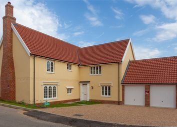 Thumbnail 5 bed detached house for sale in The Hazel, Street Farm Close, Tunstall, Woodbridge, Suffolk