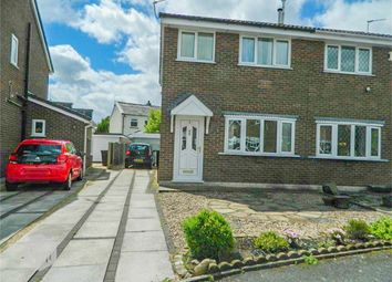 Thumbnail 3 bed semi-detached house for sale in Hawes Close, Bury, Lancashire