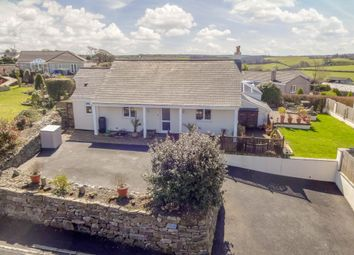 Thumbnail 4 bed detached bungalow for sale in Five Lanes, Dobwalls, Liskeard