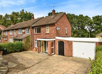 Thumbnail 2 bed semi-detached house for sale in Lightwater, Surrey