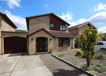 Thumbnail 4 bed detached house for sale in Lime Tree Close, Grove, Wantage
