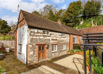 Thumbnail 3 bed semi-detached house for sale in Henley Road, Medmenham, Marlow, Buckinghamshire