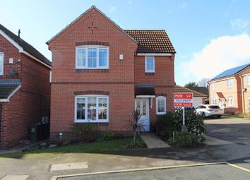 Thumbnail 3 bed detached house for sale in Hanover Close, Forest Town, Mansfield