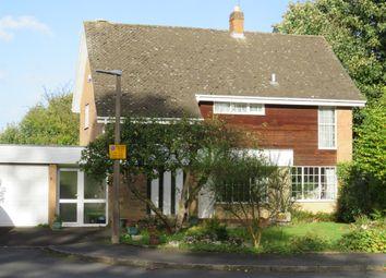 Thumbnail 4 bed detached house for sale in Dorridge Croft, Dorridge, Solihull