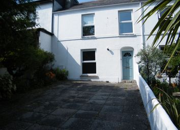 Thumbnail 4 bed terraced house to rent in Kimberley Park Road, Falmouth