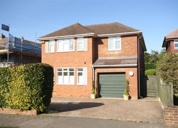 Thumbnail 4 bed detached house for sale in Comforts Farm Avenue, Oxted, Surrey
