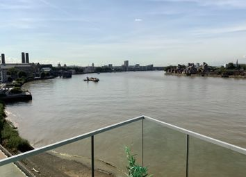 Thumbnail 3 bed flat to rent in Cable Walk, London
